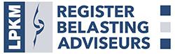 LPKM Register Belasting Adviseurs Logo